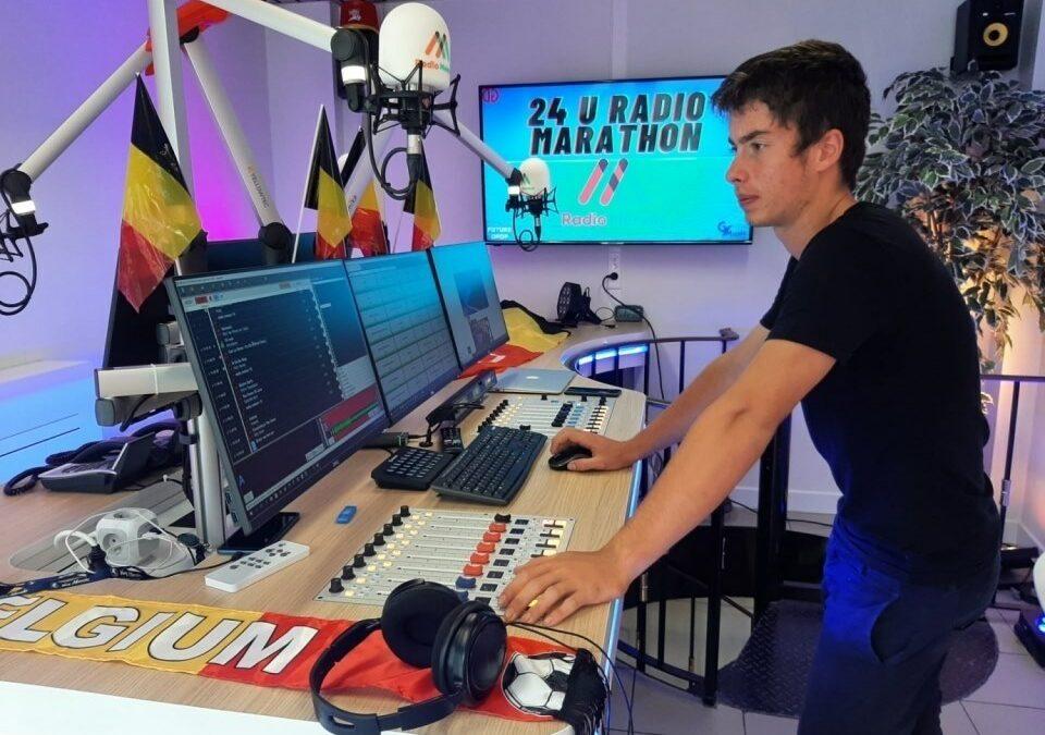 DJ Iben maakt 24 uur lang radio